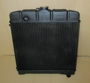 Wasserkühler, Kühler Überholung (STN) für MERCEDES W110, Heckflosse