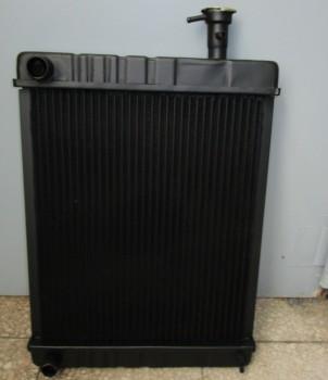 Kühlerüberholung, Netzerneuerung, Instandsetzung, Kühler für Stromaggregat