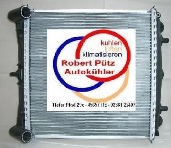Kühler, BEHR Wasserkühler, (Rechts), Porsche Boxster, Porsche 911