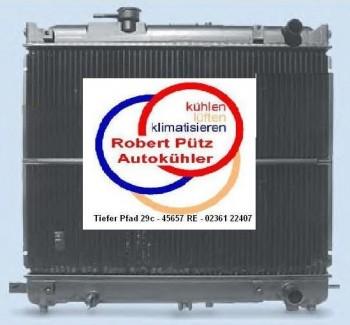 Kühler, Wasserkühler, Suzuki Vitara, Suzuki X90, ATM