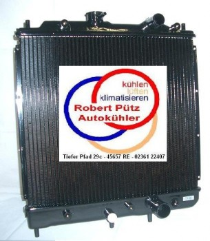 Kühler, Wasserkühler, Proton Persona, Schaltgetriebe 1,3 bis 1,5