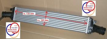 Ladeluftkühler Turbokühler, Porsche Macan 3,0 S Diesel zu 8K0145805E