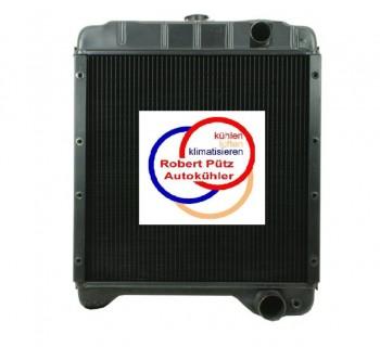 KÜHLER Wasserkühler CASE, IH / IHC > 5120, 5130, 5140, 5150, 5220, 5230, 5240, 5250