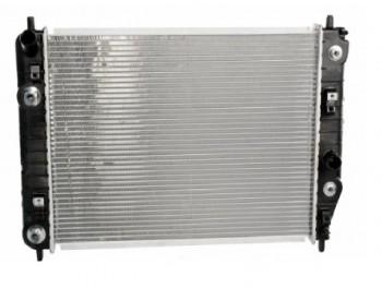 Kühler mit 2 Ölkühler, Wasserkühler Chevrolet Corvette C6 09.04 - 12.13