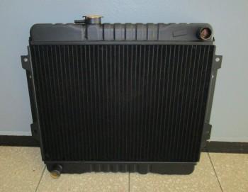 KÜHLER mit Deckel, Wasserkühler, Ford Taunus 2,0 - 2,3 L, BJ. 75 - 82