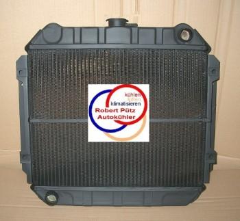 Kühler Wasserkühler Ford Capri III , 2,3 S / V6 , Schalter, 83 - 84