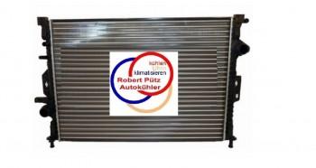 Kühler, Wasserkühler, Ford Mondeo IV (4), 2,0 L TDCi