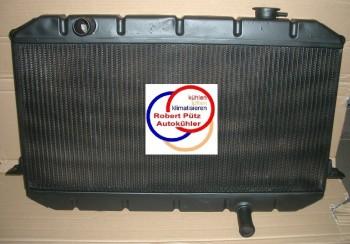 GLAS 3000 Kühler, Wasserkühler Generalüberholung &NEUAUFBAU ihres Altteiles