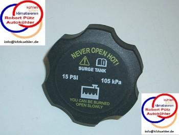 KÜHLERDECKEL Deckel Kühlerverschlussdeckel, HUMMER H3 & H3T, GMC, Chevrolet