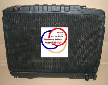 Wasserkühler, Kühler Überholung für MERCEDES, W107, R107, Mercedes SL Schaltgetriebe