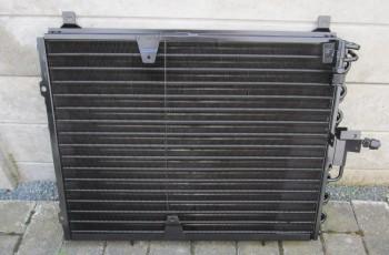 Klimakondensator, Kondensator, Mercedes W124, C124,