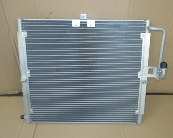 Mercedes G Klasse W463, Kondensator & Trockner, Klimakondensator, Klimakühler 4635000454