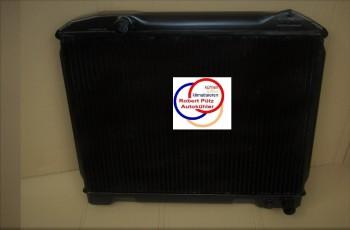Mercedes, W113, Pagode, Schaltgetriebe, 230 - 250 SL, Wasserkühler ST Netzerneuerung, Kühler Überholung des Altkühlers