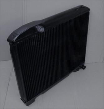 Mercedes, W113, 230 SL, 250 SL, 280 SL, Pagode, Schaltgetriebe, Wasserkühler HL Netzerneuerung, Kühler Überholung des Altkühlers - 425*570*50