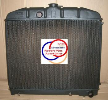Wasserkühler, Kühler Überholung (HL) für MERCEDES W111  / W110 / W112