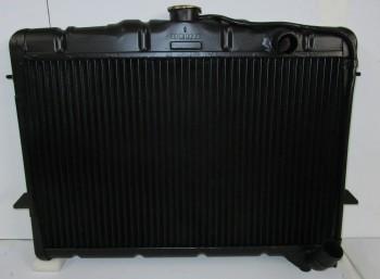 Mercedes 190 SL W121, Wasserkühler Netzerneuerung, Überholung des Altkühlers, Kühler
