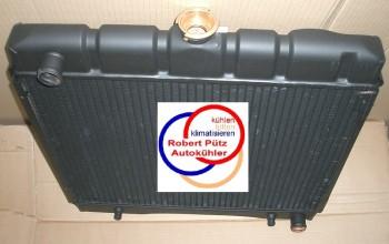 Wasserkühler, Kühler, Mercedes /8 , W115, W114,  ATM & Schalter (024)