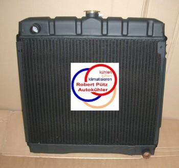 Wasserkühler, Kühler, Mercedes /8 W115, Benziner 220 & 230.4, Schalter, 1145011001