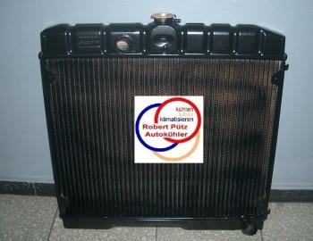 Wasserkühler, Kühler Überholung (HL) für MERCEDES W108, W109, Automatik, teilw. W111