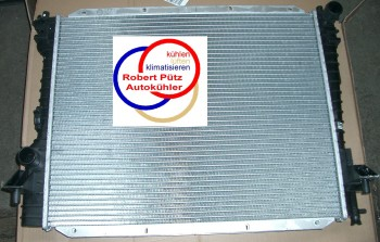 KÜHLER Wasserkühler Ford Mustang 5,4 V8, Coupe, Cabriolet, Convertible ab 12.04