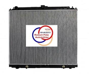 Kühler, Wasserkühler Nissan, Pathfinder 3 R51, Navara NP300 D40, 2,5 dCi