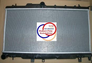 Kühler, Wasserkühler, Subaru IMPREZA, Modell GD & GG - 2,0 STi