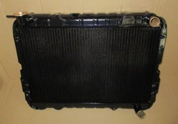 Toyota Land Cruiser HJ60 Kühler, Wasserkühler Generalüberholung / Netzerneuerung eines Altkühlers