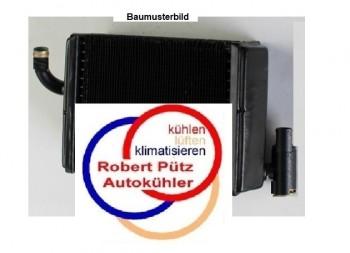 Netzerneuerung, Überholung Heizungskühler Wärmetauscher Mercedes, W110, W111, rechte Seite