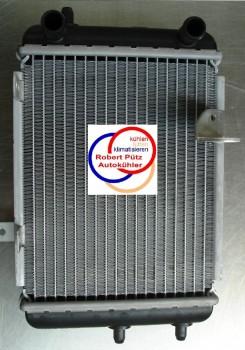 NR Zusatzwasserkühler, Wasserkühler, Kühler, Audi A4, Audi S4, B6 & B7, linke Seite