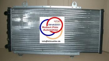 KÜHLER, Wasserkühler, Fiat Ducato, Citroen C25, Peugeot J5