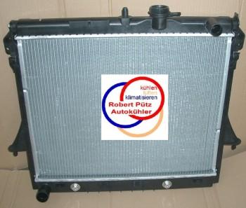 Kühler Wasserkühler, GMC Canyon BJ. 09 - 12,  ccm 3,5 & 3,7 & 5,3