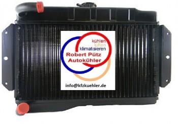 Kühler, Wasserkühler MG GT 1,8, MGB GT 1,8 / 01.66 - 11.80