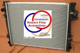 Kühler, Wasserkühler mit Deckel, Dodge, Dodge Pickup, Dodge RAM mit Einfüllstutzen ab 2002