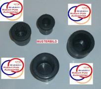 Kühler Gummi Verschlussstopfen / Blindstopfen ca. 22 mm