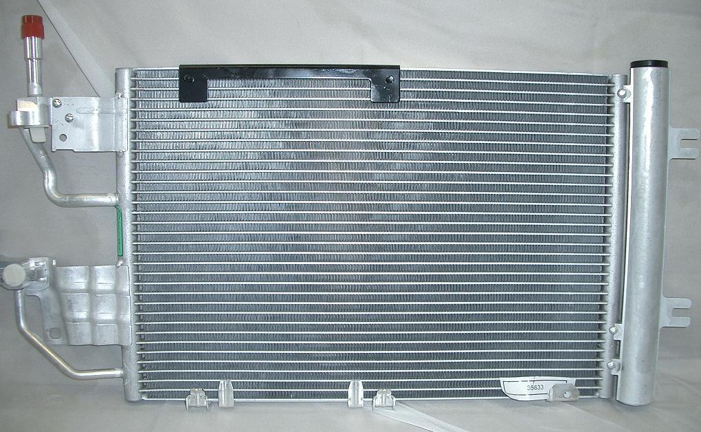 astra h opel zafira b klimakondensator inkl trockner p. Black Bedroom Furniture Sets. Home Design Ideas