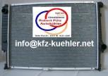 KÜHLER Wasserkühler BMW E32 E34 (3,0 3,5L), m. Klima, Schalter