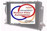 KÜHLER Wasserkühler, Audi 80 (B4/8C/89/8B) 2,6-2,8L, Automatik