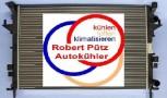 Kühler, Wasserkühler, Renault Laguna II, BG0-1, ccm 1,9 - 2,2 L