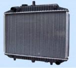 Kühler Wasserkühler, Mercedes MB 100, 2,4 L