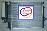 KÜHLER, Wasserkühler BMW E34 ATM, (520*440mm)