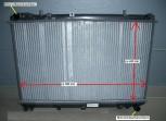 Kühler Wasserkühler SSANGYONG & DAEWOO Musso (FJ) & Korando (KJ), 2,3-2,9