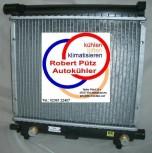 Wasserkühler Kühler, Mercedes W201, W124, T124, C124, Automatik oh. Klima