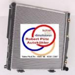 Wasserkühler, Kühler, Mercedes W124, S124, C124, Benziner 2,0-2,3L, Schalt & A