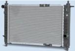 Kühler, Wasserkühler, Chevrolet Matiz, 0,8 L Motor, Schaltger