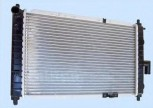Kühler, Wasserkühler, Chevrolet & DAEWOO Matiz, 0,8 - 1,0 L, Schaltgetr.