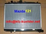 KÜHLER NEU Mazda 121 (DB & DA)