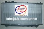 KÜHLER, Wasserkühler, Mazda 323, V, BA, Schaltgetriebe mit Klima