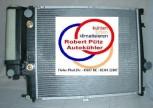 KÜHLER, Wasserkühler mit kühlerdeckel, OE, BMW E34 Autom., Klima, (520*440mm)