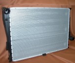 KÜHLER, Wasserkühler (BEHR ), BMW Z4, BMW E46, Schaltgetriebe