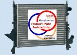 KÜHLER, Wasserkühler, Renault Twingo, bis 96 BJ, Typ C06, oh. Kl